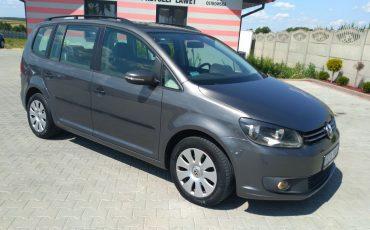 Volkswagen Touran 7 Osobowy