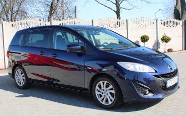 Mazda 5 Diesel 1.6 HDI